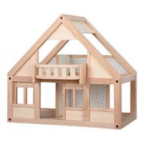 Poppenhuis - Basis - Plan Toys - Poppenhuizen