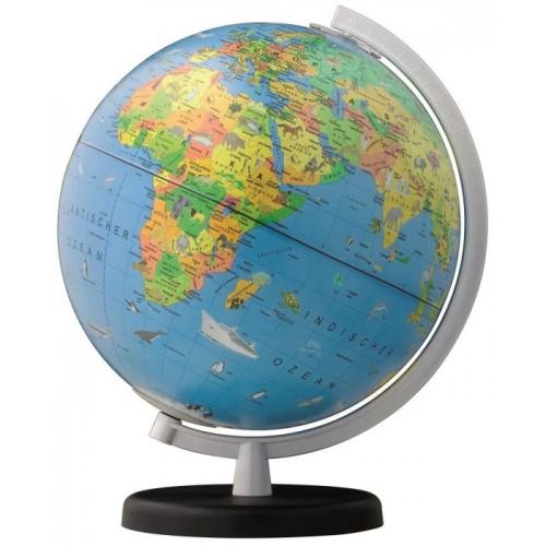 Kinder Globe - 26 cm met verlichting