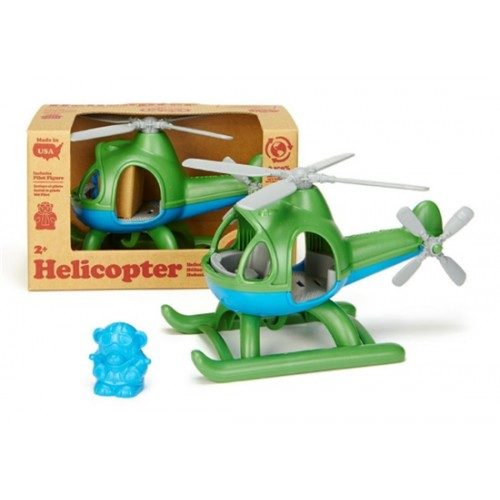 Green Toys - Helicopter - Green Toys - Speelgoed