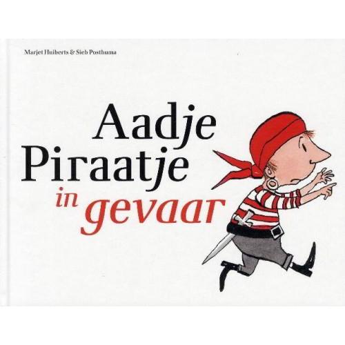 Aadje Piraatje in gevaar - Twinkel - Boeken