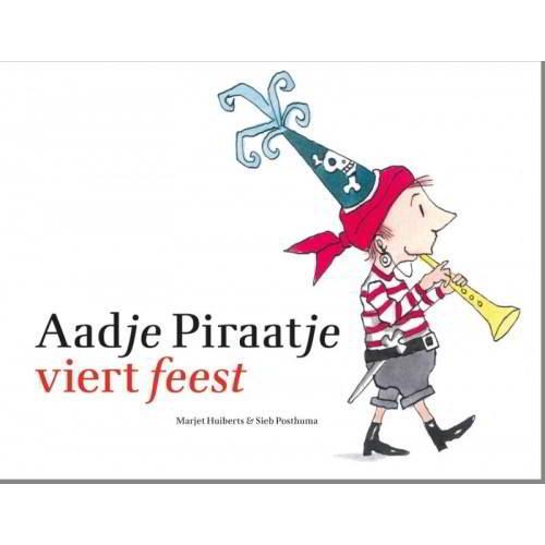 Aadje Piraatje viert feest - Twinkel - Boeken