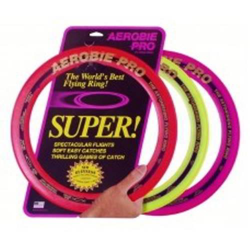 Aerobie Ring Pro groot - frisbee werpring - Aerobie - Speelgoed