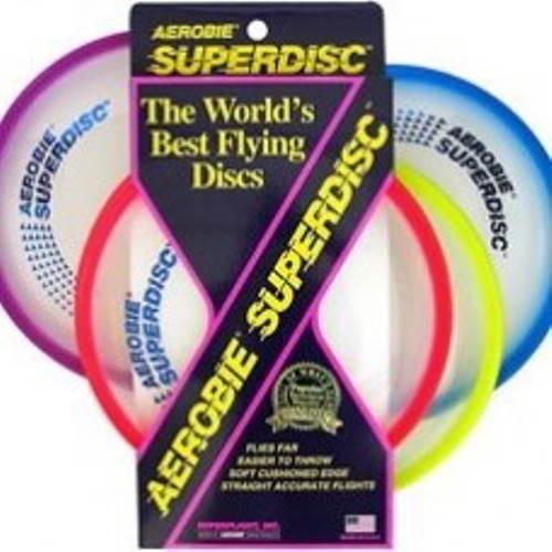 Aerobie Superdisc - frisbee - Aerobie - Speelgoed