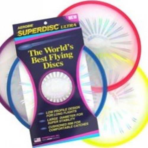 Aerobie Superdisc Ultra, groot - Aerobie - Speelgoed