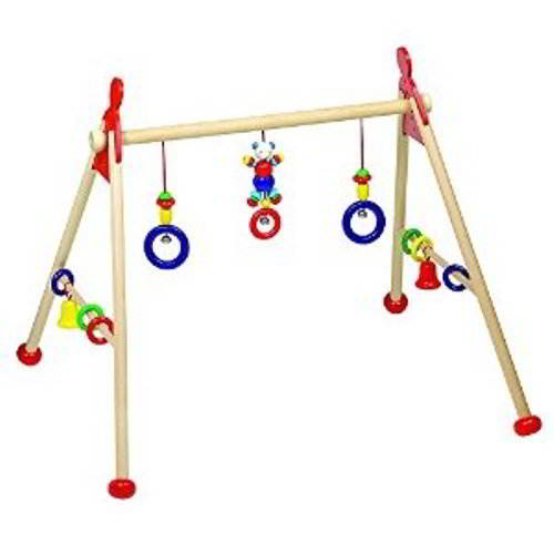 Babygym - Hout Beer - Twinkel - Activity