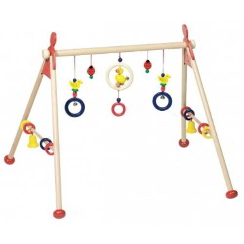 Babygym - Hout Eend - Twinkel - Activity