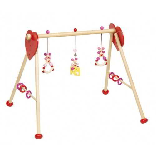 Babygym - Hout Muis - Twinkel - Activity