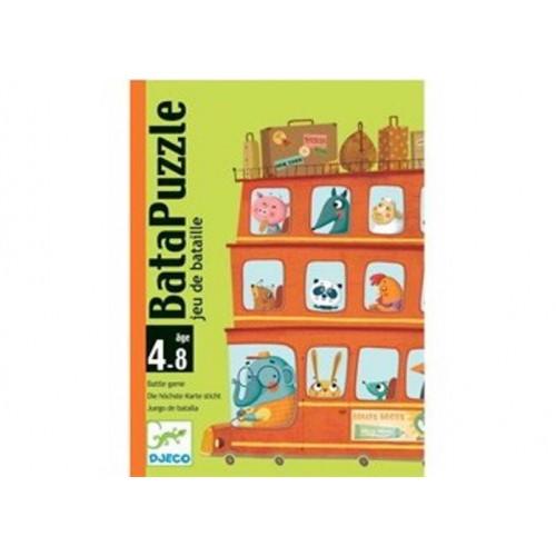 Djeco - Batapuzzle - Vanaf 4 jaar - Djeco - Spellen