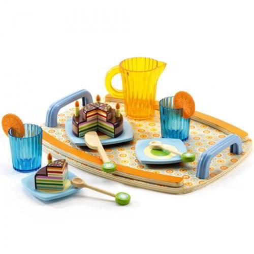 Djeco - Gabys Verjaardag - Vanaf 3 Jaar - Djeco - Thema speelgoed