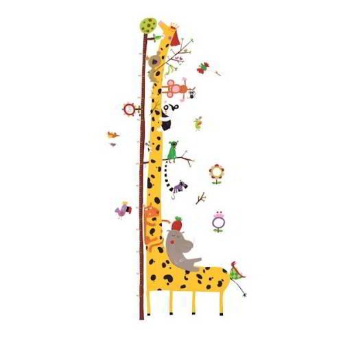 Djeco - Groeimeter Giraf - Djeco - Decoratie