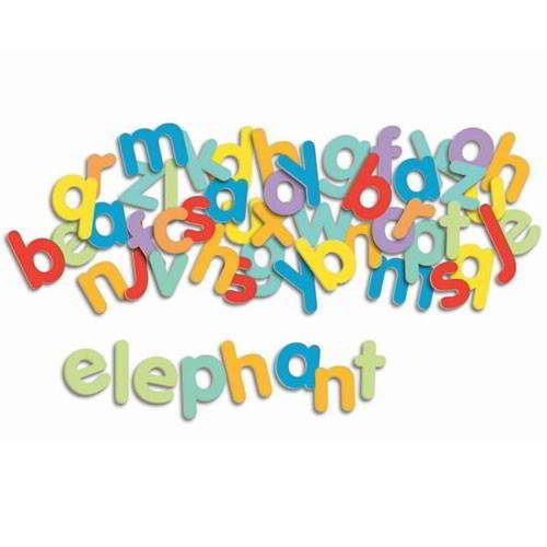 Djeco - Magneet Letters - Vanaf 4 jaar - Djeco - Knutselen