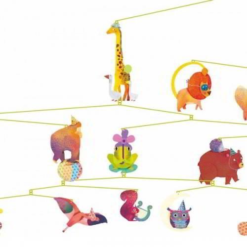Djeco - Mobiel Carnaval - Djeco - Mobielen