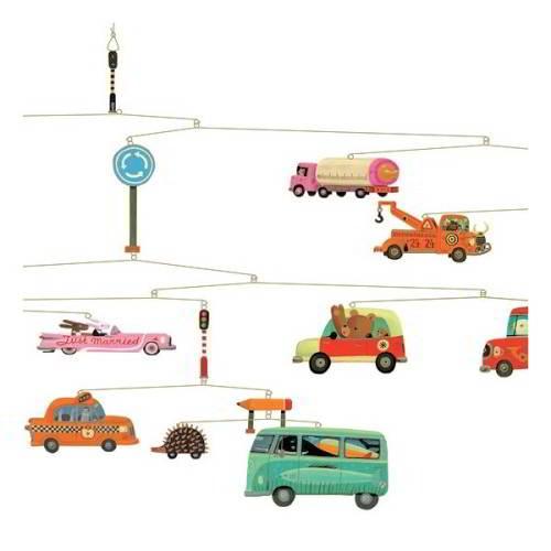 Djeco - Mobiel Traffic - Djeco - Mobielen