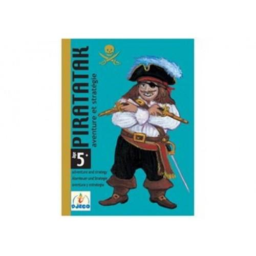 Djeco - Piratatak - vanaf 5 jaar - Djeco - Spellen