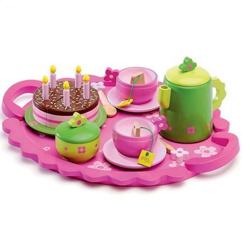 Djeco - Theeservies Verjaardag - Djeco - Thema speelgoed