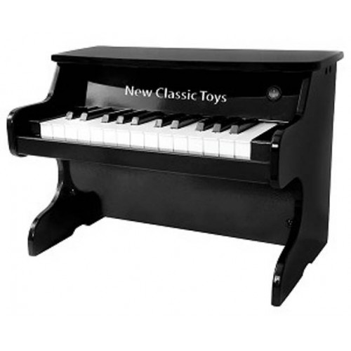 E Piano - Zwart - New Classic Toys - Instrumenten