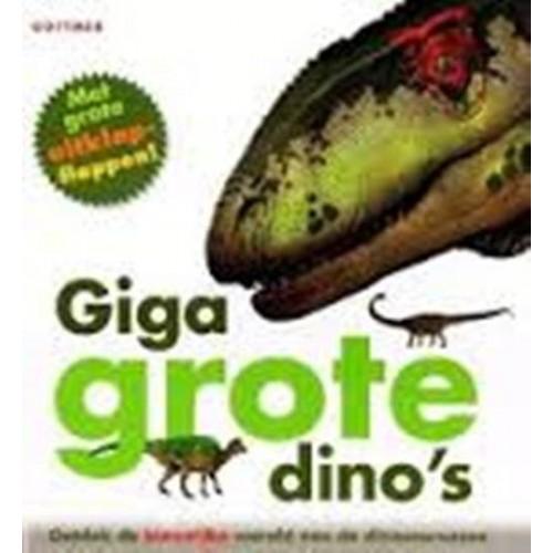 Giga Grote Dinos - Twinkel - Boeken