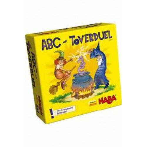 Haba - ABC Toverduel - Vanaf 6 jaar - Haba - Spellen