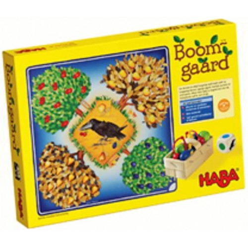 Haba - Boomgaard - Vanaf 3 jaar - Haba - Spellen