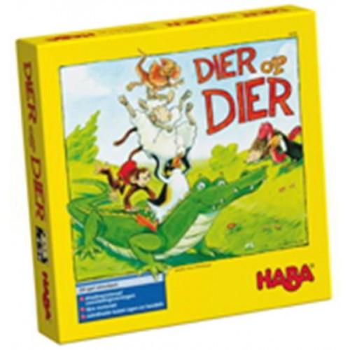 Haba - Dier op Dier - Vanaf 4 jaar - Haba - Spellen