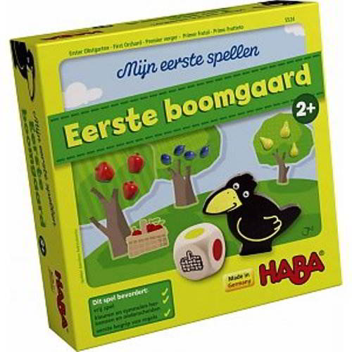 Haba - Eerste Boomgaard - Vanaf 2 jaar - Haba - Spellen
