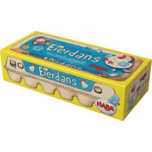 Haba - Eierdans - Vanaf 4 jaar - Haba - Spellen