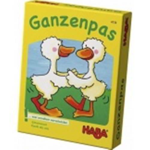 Haba - Ganzenpas - Vanaf 3 jaar - Haba - Spellen
