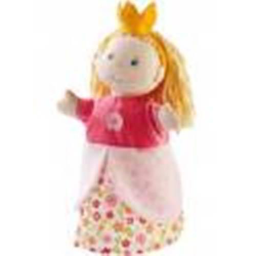 Haba - Handpop Prinses - Haba - Poppenkast