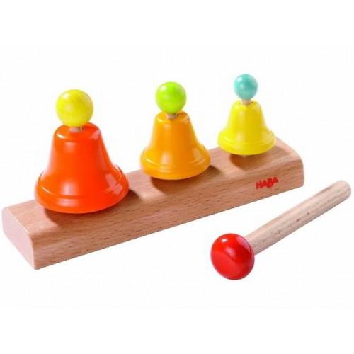 Haba - Klokkenspel Vanaf 2 jaar - Haba - Instrumenten