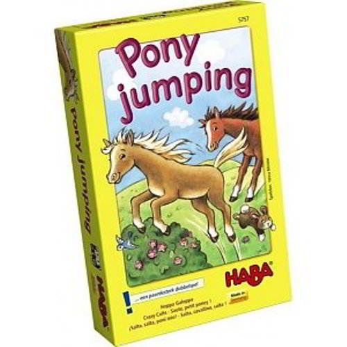 Haba - Pony Jumping - Vanaf 4 jaar - Haba - Spellen
