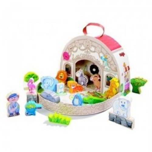 Haba - Speelset Zoo - Haba - Thema speelgoed