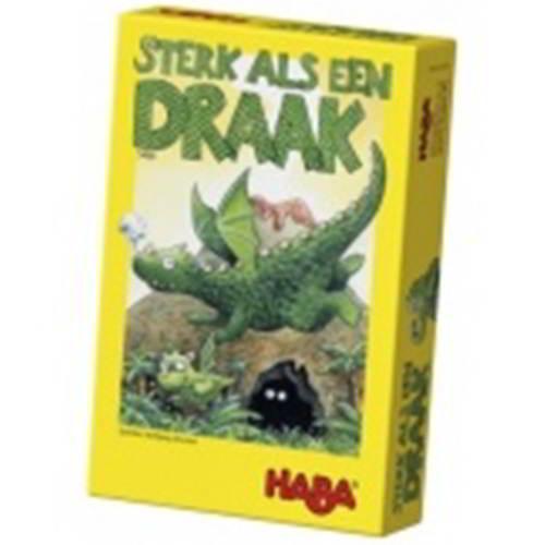 Haba - Sterk als een draak - Vanaf 4 jaar - Haba - Spellen