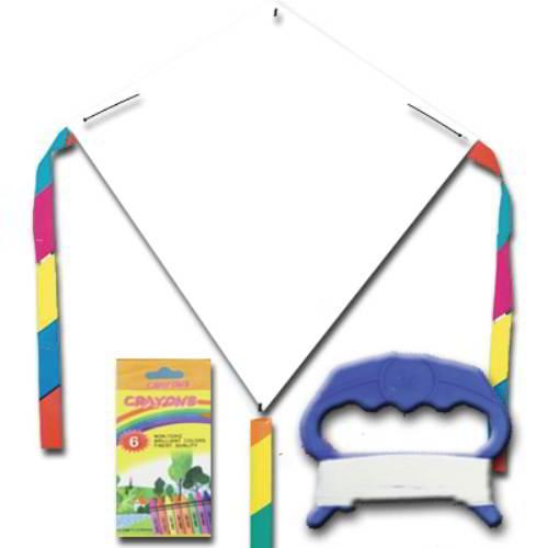 HQ Eddy Kids Creation R2F (kinder feestjes vlieger) - Twinkel - Speelgoed