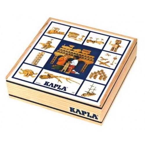 Kapla - 100 Blank - Kapla - Bouwen