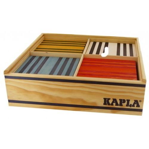 Kapla - 100 plankjes - Kapla - Bouwen