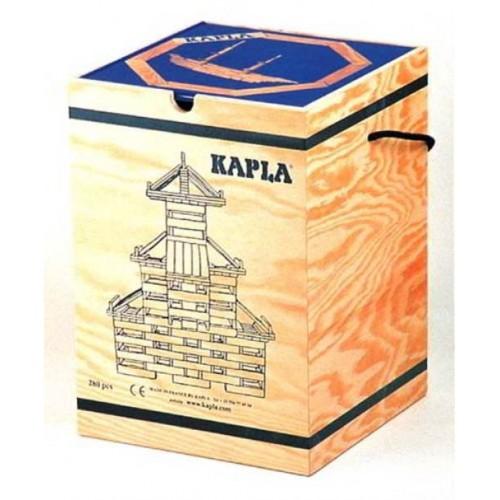 Kapla - 280 kist - Kapla - Bouwen