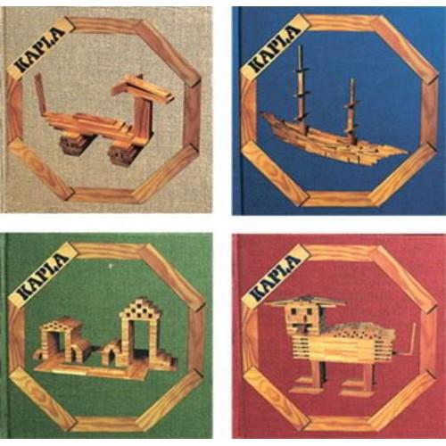 Kapla Boek - Plan Toys - Bouwen