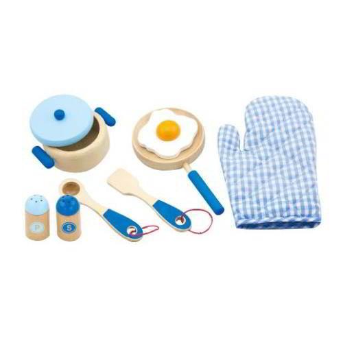 Keukenset - blauw - Twinkel - Keuken