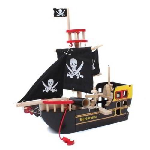 Le Toy Van - Piratenboot - Le Toy Van - Thema speelgoed