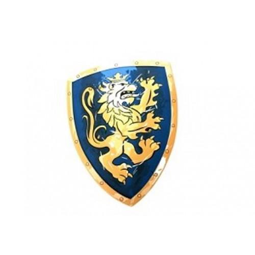 Liontouch- Schild Nobele Ridder - Blauw - Liontouch - Verkleden