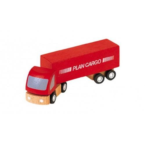 Plan Toys - Cargo Truck - Plan Toys - Alles wat rijd