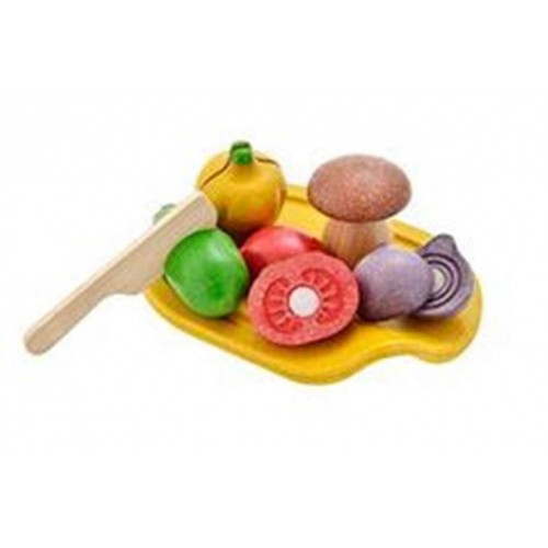 Plan Toys - Groente - Vanaf 1,5 jaar - Plan Toys - Keuken