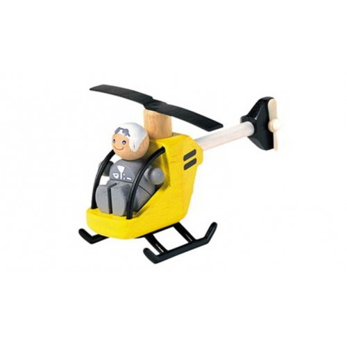 Plan Toys - Helicopter - Plan Toys - Alles wat rijd