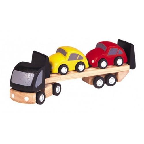 Plan Toys - Transport auto - Plan Toys - Alles wat rijd