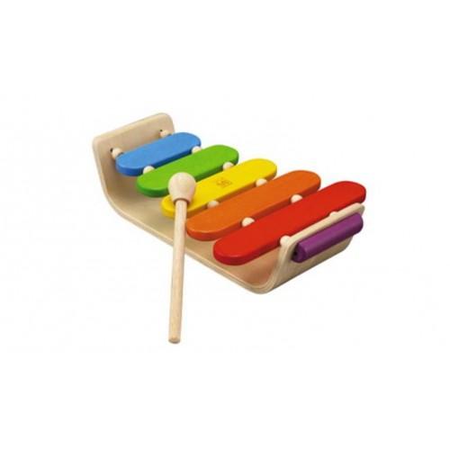 Plan Toys - Xylofoon - Vanaf 1,5 jaar - Plan Toys - Instrumenten