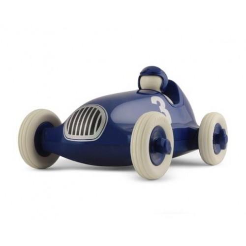 Playforever Auto- Classic Racing Star Metallic Blue - Playforever - Speelgoed