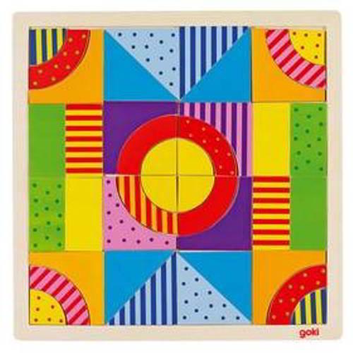 Puzzel - kleur en motief - Twinkel - Puzzels