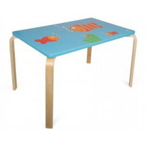 Scratch tafel - Vis - Nino and Ideas - Meubilair