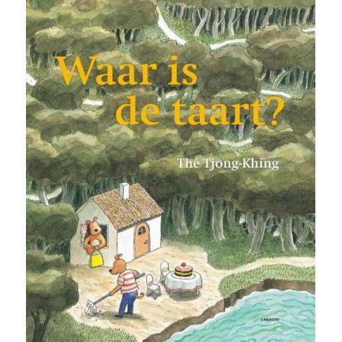 Waar is de Taart - Twinkel - Boeken