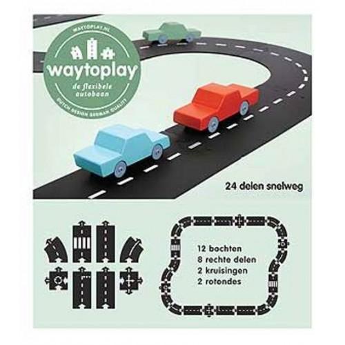 WaytoPlay Set - 24 delig - Twinkel - Speelgoed